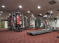 Fitnessraum in Golden Park Hotel Budapest, Wellness-Weekend in Budapest