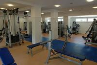 Fitness-Raum in Holiday Beach Budapest hotel - 4-Sterne-Hotel in Budapest - Ungarn - Holiday Beach Hotel
